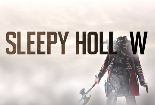 "With the absence of the ""O"" filled by the horseman's headlessness, this 'absence' featured on the Title/Teaser poster for  Sleepy Hollow riffs a twist on the popular marketing technique of calligraphy."