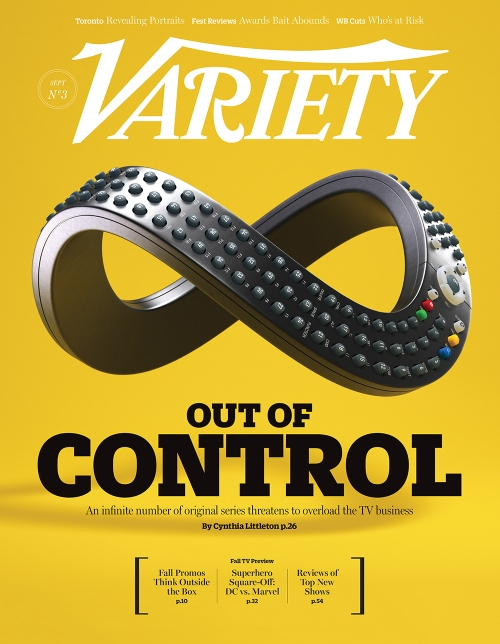 Variety cover, courtesy ofhttp://variety.com/2014/tv/news/new-television-fall-season-glut-of-content-1201306075/